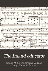 The Inland Educator: Volumes 9-10