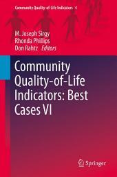 Community Quality-of-Life Indicators: Best Cases VI