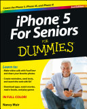 Iphone 5 For Seniors For Dummies Book PDF