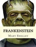 Frankenstein  Annotated  Book