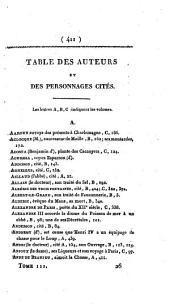 Histoire de la vie privée des François: depuis l'origine de la nation jusqu'à nos jours, Volume3