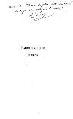 L armeria reale di Torino  cantica PDF