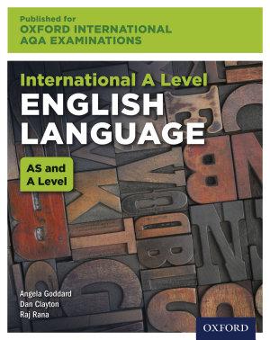 Oxford International AQA Examinations  International A Level English Language PDF