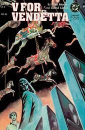 V for Vendetta (1988-) #8