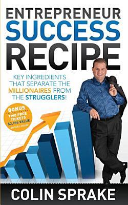 Entrepreneur Success Recipe