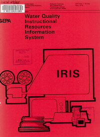 Water Quality Instructional Resources Information System  IRIS  PDF