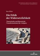 Die Ethik der Widersetzlichkeit PDF