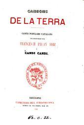 Cansons de la terra: Cants populars catalans, Volums 1-2