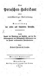 Der Potaschen-Fabrikant