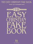 The Easy Contemporary Christian Fake Book PDF