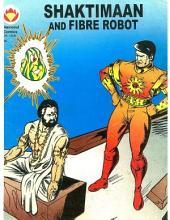 Shaktimaan And Fibre Robot English