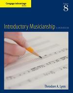 Cengage Advantage Books: Introductory Musicianship