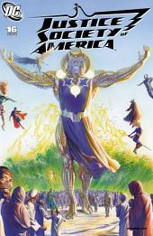 Justice Society of America (2006-) #16