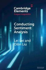 Conducting Sentiment Analysis