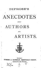 Diprose's Anecdotes about authors and artists