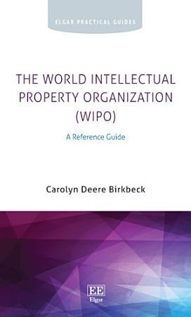 The World Intellectual Property Organization  WIPO  PDF