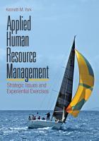 Applied Human Resource Management PDF