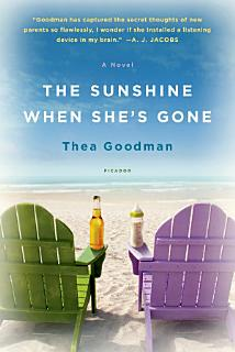 The Sunshine When She s Gone Book
