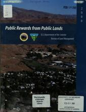Public Rewards from Public Lands