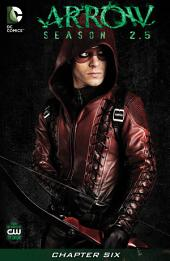 Arrow: Season 2.5 (2014-) #6