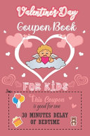 Valentine s Day Coupon Book For Kids PDF