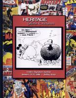Heritage Comics Auctions  Dallas Signature Auction Catalog  819 PDF