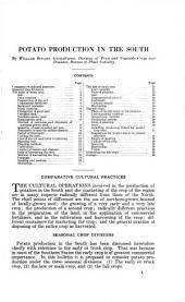 Farmers' Bulletin: Issue 1205