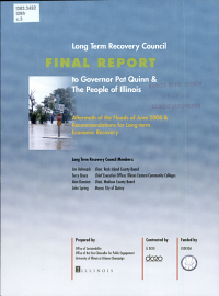 Final Report to Governor Pat Quinn   the People of Illinois PDF