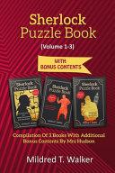 Sherlock Puzzle Book  Volume 1 3  PDF