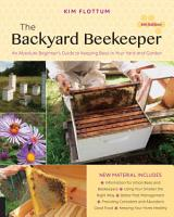 The Backyard Beekeeper  4th Edition PDF