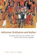Inklusion Exklusion und Kultur PDF