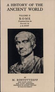A History of the Ancient World Book