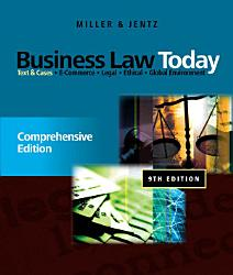 Business Law Today Comprehensive Text And Cases Book PDF