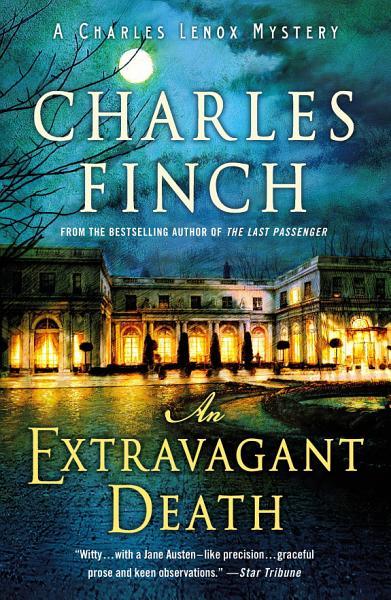 Download An Extravagant Death Book