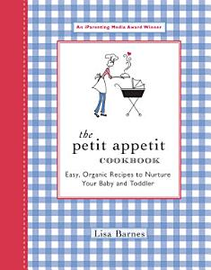 The Petit Appetit Cookbook Book