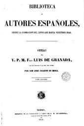 Obras del V.P.M. Fray Luis de Granada, 2: Volumen 2