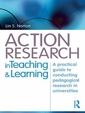 Action Research in Teaching and Learning PDF