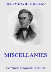 Miscellanies (Annotated Edition)