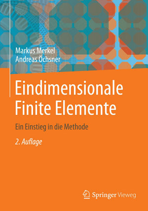 Eindimensionale Finite Elemente PDF