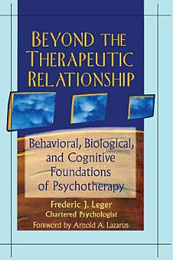 Beyond the Therapeutic Relationship PDF