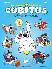 Cubitus (Nouv.Aventures) - Tome 10 - Cubitus a tout inventé!