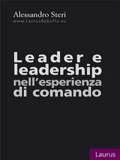 Leader e leadership nell'esperienza di comando