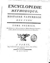 Histoire naturelle des vers: Volumes1à2