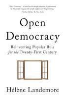 Open Democracy PDF