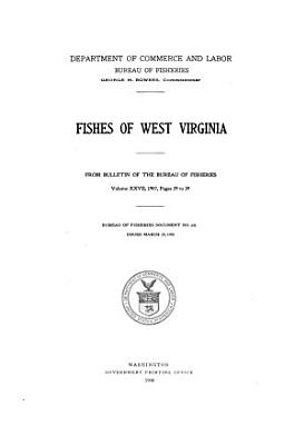 Fishes of West Virginia PDF