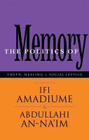 The Politics of Memory PDF