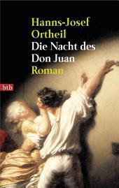 Die Nacht des Don Juan: Roman