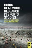 Doing Real World Research in Sports Studies PDF