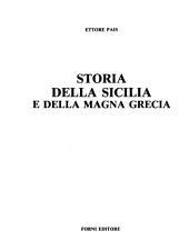 Storia della Sicilia e della Magna Grecia