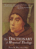 The Dictionary of Historical Theology PDF